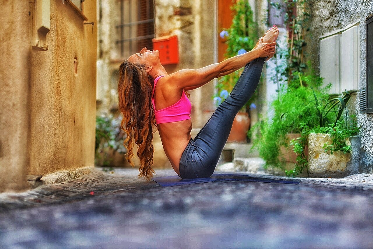 Yoga Makes You Strong