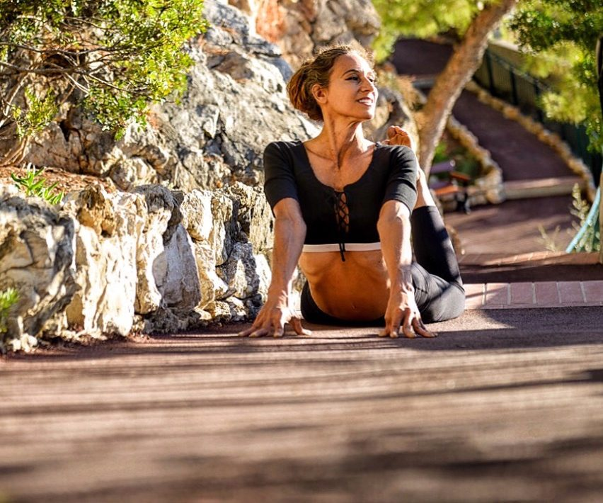 The Joy of Practicing Yoga in Nature
