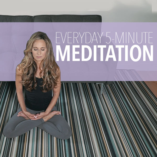 Easy, Everyday 5-Minute Guided Meditation