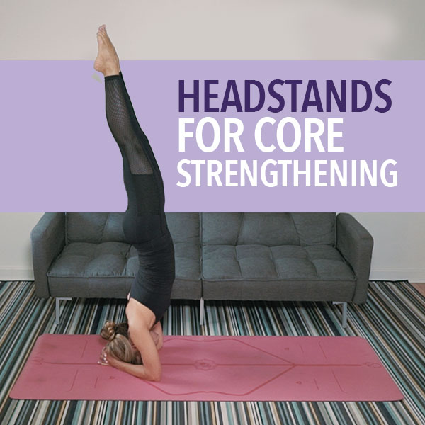 Headstand Core Strengthening