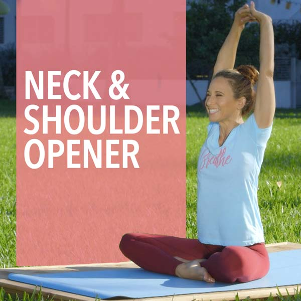 3-Minute Neck & Shoulder Opener