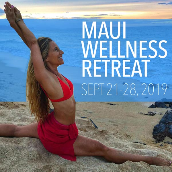 Live Like a Local! Maui Wellness Retreat – September 21-28, 2019